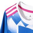adidas Kinder Trainings Fussball Trigot Tango Cage Graphic Jersey Y weiss blau Bild 4