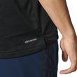 adidas Herren Sport Fitness Freizeit T-Shirt FreeLift Climacool Tee schwarz Bild 3