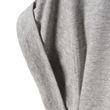 adidas Mädchen Sport Fitness Baumwoll T-Shirt KIMANA CO TEE grau Bild 5