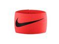 Nike Erwachsenen Spielführerbinde Kapitänsbinde Futbol Arm Band 2.0 rot