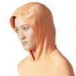 adidas Damen Lauf Fitness Kapuzen Sweat Response Astro Hoodie W easy orange Bild 4