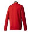 adidas Kinder Fussball Präsentationsanzug Condivo 16 Polyester Suit rot schwarz Bild 3