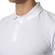 adidas Herren Sport Freizeit Polo Shirt Essentials Basic Base Polo weiß Bild 5