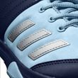 adidas Damen Hallenschuh Ligra 5 W blau silber Bild 5