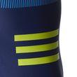 adidas Mädchen Sport Badeanzug OCC SWIM INF blau / gelb Bild 4