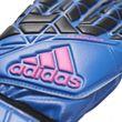 adidas Erwachsenen Torwarthandschuhe ACE Fingersave Replique blau / schwarz Bild 4
