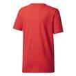 adidas Kinder Sport Freizeit T-Shirt Marvel Spider-Web - Youth Boy Tee rot Bild 2