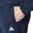 adidas Herren Trainings Fitness Anzug BACK2BASICS TRACKSUIT blau Bild 6