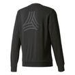 adidas Herren Fusball Sport Pullover TANCREW SWEAT schwarz Bild 8