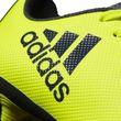 adidas Kinder Nocken Fussballschuhe X 17.4 FxG J gelb blau Bild 6
