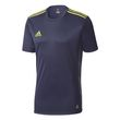 adidas Herren Fussball Trainings Funktions T-Shirt Tango Cage Tee dunkelblau