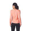 adidas Damen Laufshirt langarm T-Shirt Response LS Tee W sun glow Bild 5