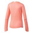 adidas Damen Laufshirt langarm T-Shirt Response LS Tee W sun glow Bild 8