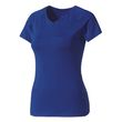adidas Damen Fitness Training Sport T-Shirt FREELIFT TEE Mystery Ink Bild 4