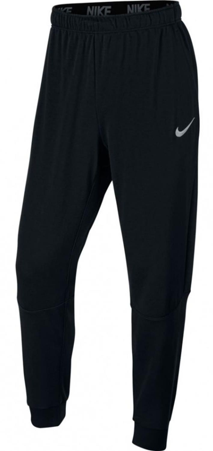 53264b65a790b7 Nike Herren Trainings Fitness Hose DRY PANT TAPER FLEECE schwarz