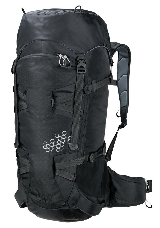 Qualität Designermode Bestbewerteter Rabatt Jack Wolfskin Hiking Backpack Ski Backpack White Skirt 40 Pack ...