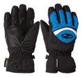 Ziener Kinder Ski Handschuh LARGO GTX® JUNIOR schwarz blau