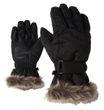 Ziener Kinder Ski Handschuh LIM GIRLS schwarz