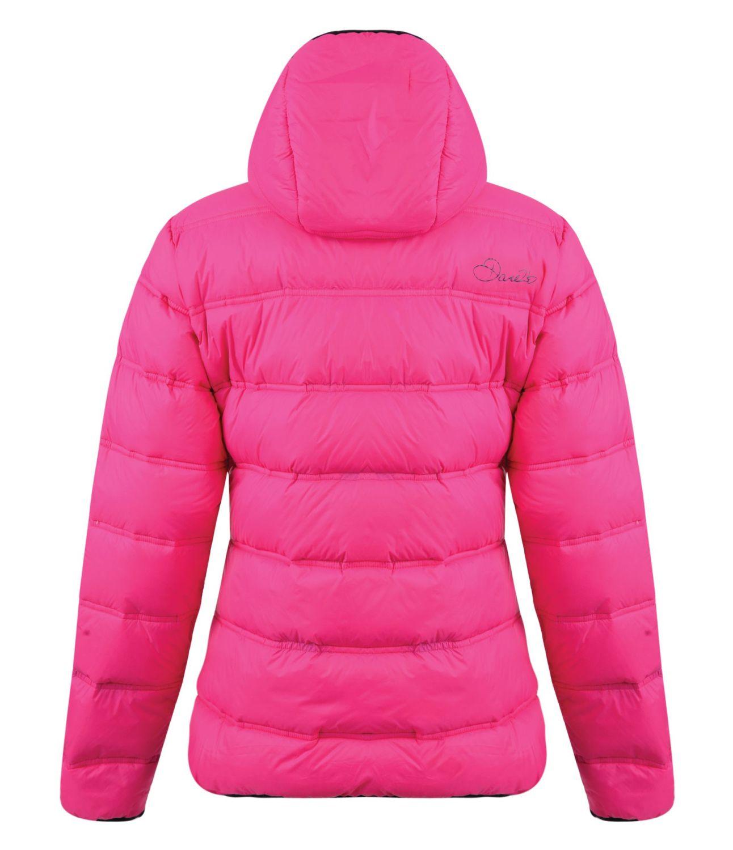 Detalles de Dare 2b señora plumifero Lowdown Jacket Cyber Pink ver título original