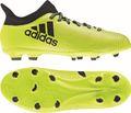adidas Kinder Fussball Nocken Schuh X 17.3 FG J solar yellow Bild 7