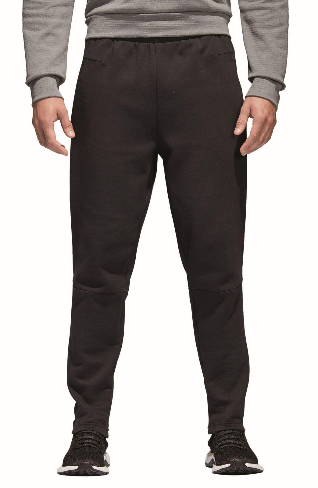 Details zu adidas Performance Herren Sport Fitness Trainingshose ZNE PANT 2 schwarz