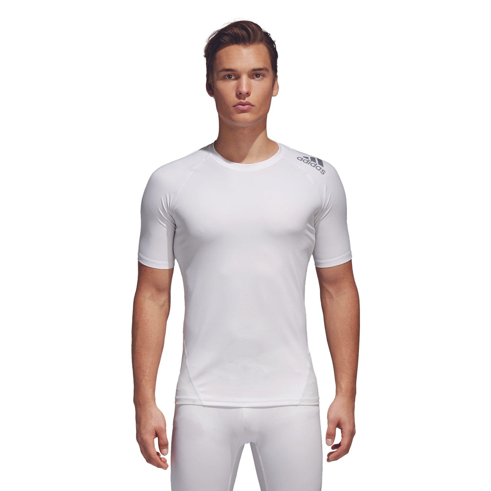 adidas herren fitness sport shirt alphaskin compression t. Black Bedroom Furniture Sets. Home Design Ideas