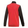 adidas Kinder Sport - Trainingsanzug Tibero Tracksuit Closed Hem rot schwarz Bild 3