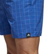 adidas Herren Badeshort check short short-length collegiate royal Bild 4