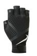 Nike Herren Fitness Handschuh MENS RENEGADE TRAINING GLOVES schwarz grau  weiß