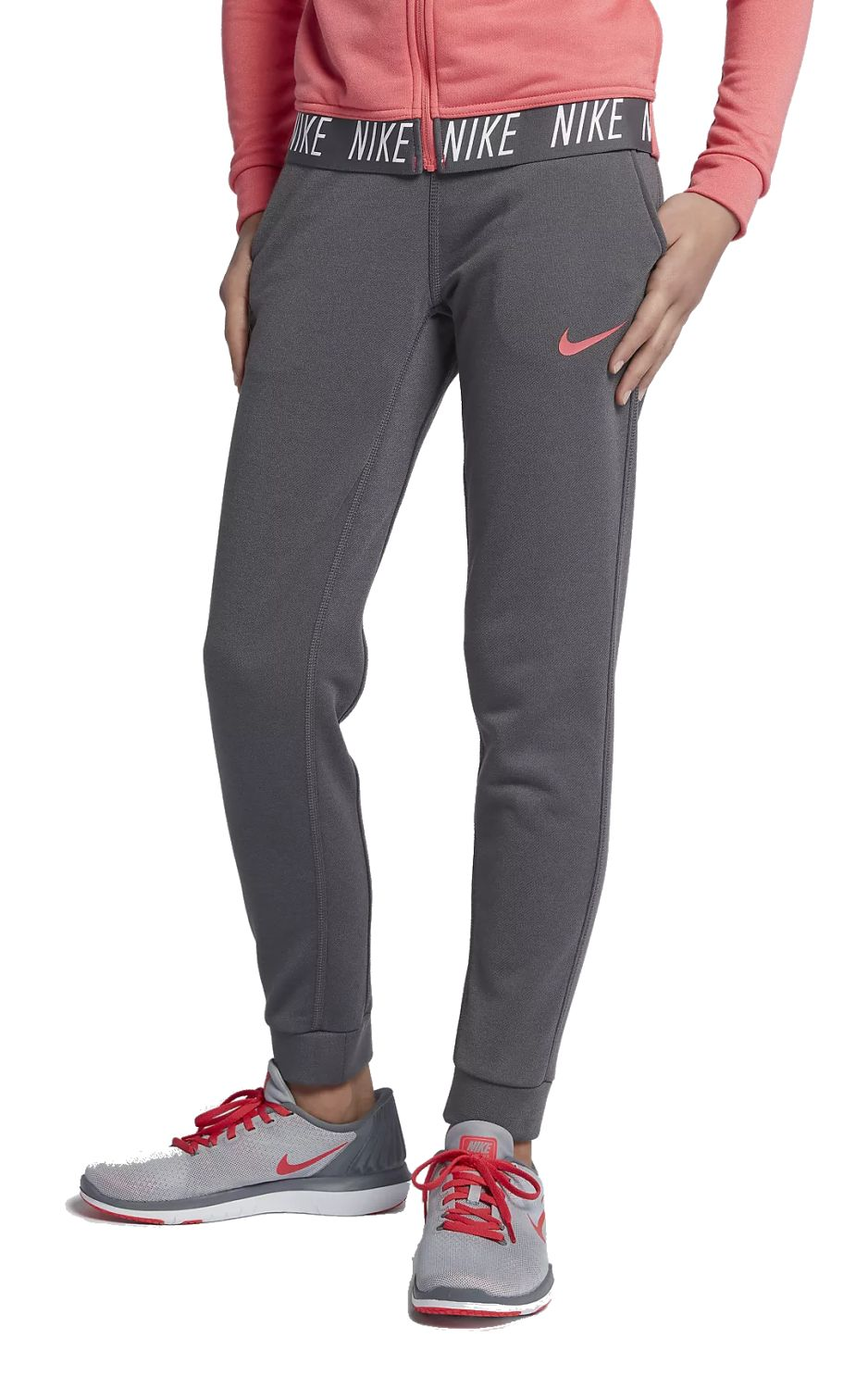 Core Grey Girls Nike Training Pants Pants CoraleBay Fit Dri Studio Pant Fitness oCBeQrdxW