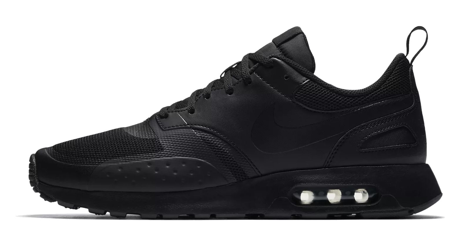 finest selection 507e1 a0eb6 ... new zealand nike herren freizeitschuh air max vision schwarz a063b 74da2