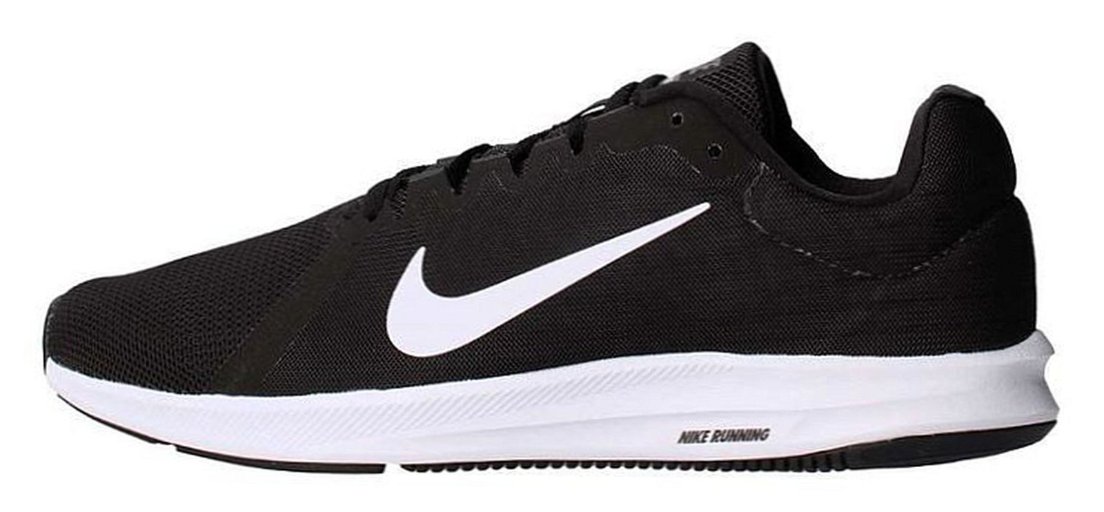 detailed look 67868 9fd73 Chaussure de course Nike homme NIKE DOWNSHIFTERS 8 noir blanc