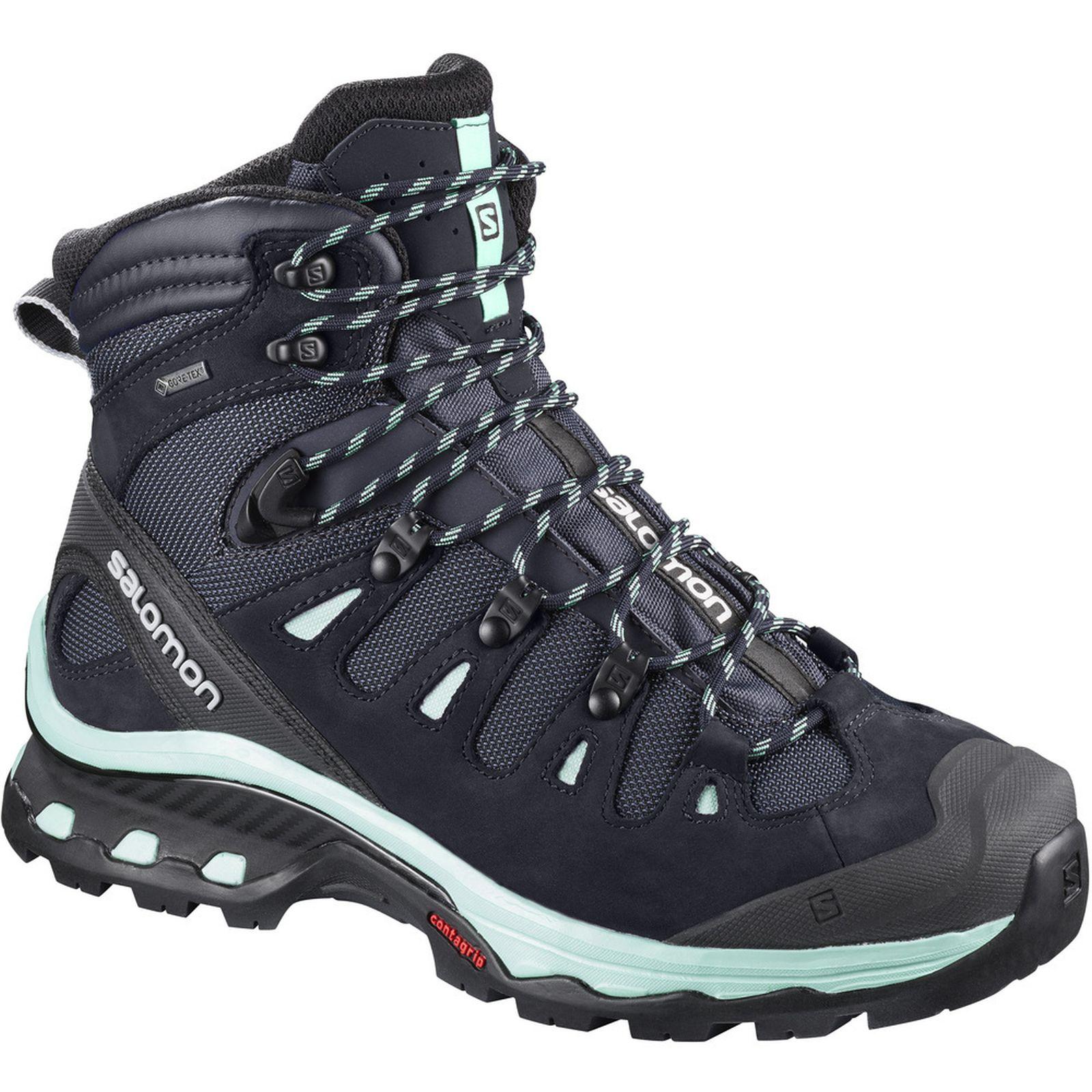 81e4c8aab074fb Der QUEST 4D 3 GTX® WOMEN ist ganz auf Hikingkomfort ausgelegt und dafür  mit Technologien ausgestattet