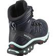 Salomon Damen Trekkingschuhe Trekkingstiefel Quest 4D 3 GTX® W grau blau Bild 4