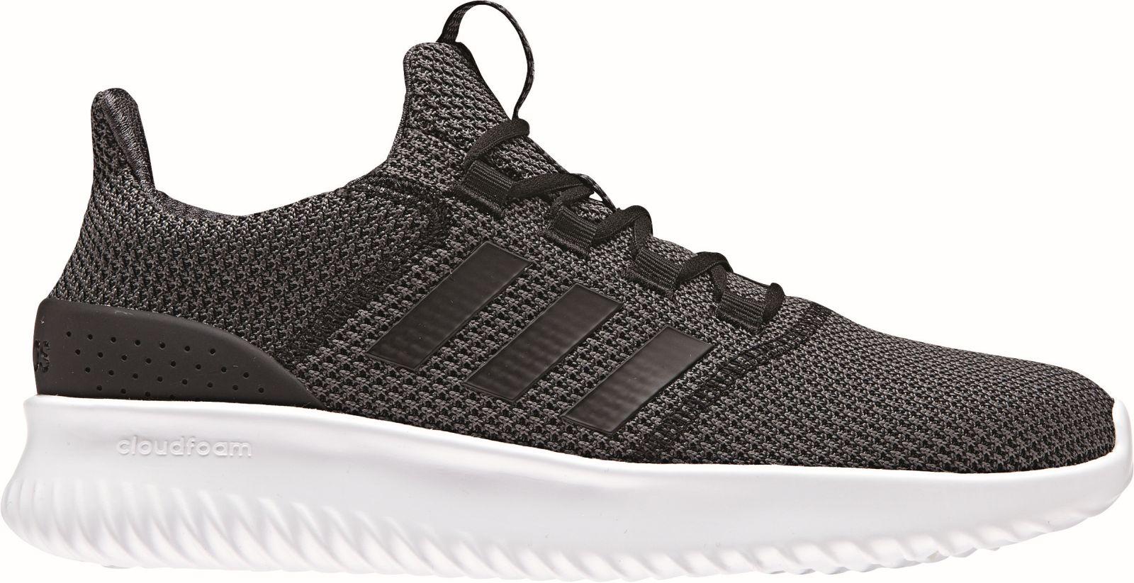 buy popular 3e6fd 46c49 sneaker di adidas uomo Freizeitschuh Cloudfoam ultimate core bianco nero