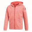 adidas Kinder Kapuzenjacke Trainingsjacke Sport ID Stadium H pink