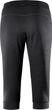 schneider sportswear Damen 3/4 Hose Training Fitness Capri VENTURAW schwarz Bild 2
