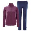 schneider sportswear Damen Fitness Anzug KEAW lila blau