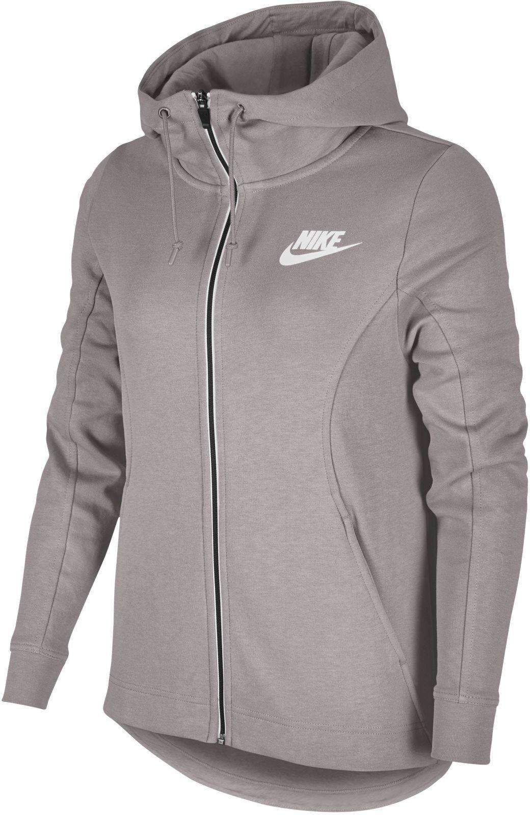 Rosa Fitness Fz Nike Damen Sport Av15 Nsw Hoodie Kapuzenjacke 71Uq8qAxw 42fa425ce1