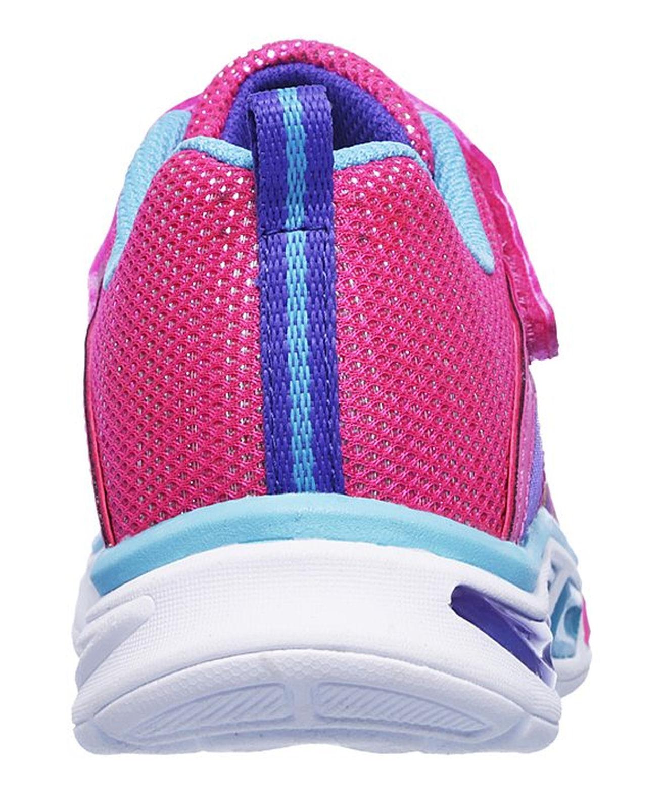 Details zu Skechers Mädchen Freizeit Lauf Schuh Sneaker S