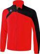 Erima Herren Sport Fussball Jacke Club 1900 2.0 Präsentationsjacke rot schwarz
