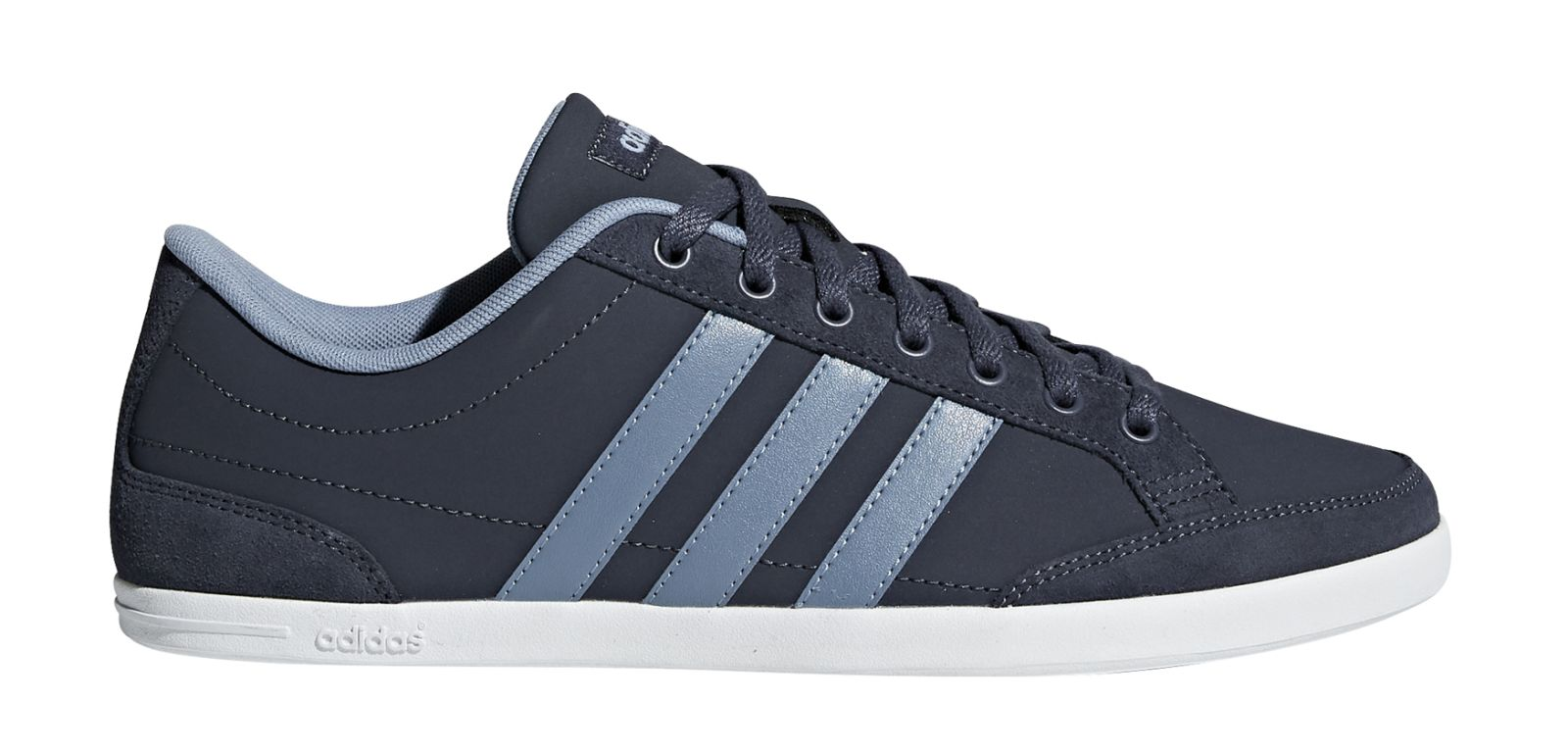 adidas core herren freizeit fitness schuh sneaker caflaire blau grau ebay. Black Bedroom Furniture Sets. Home Design Ideas