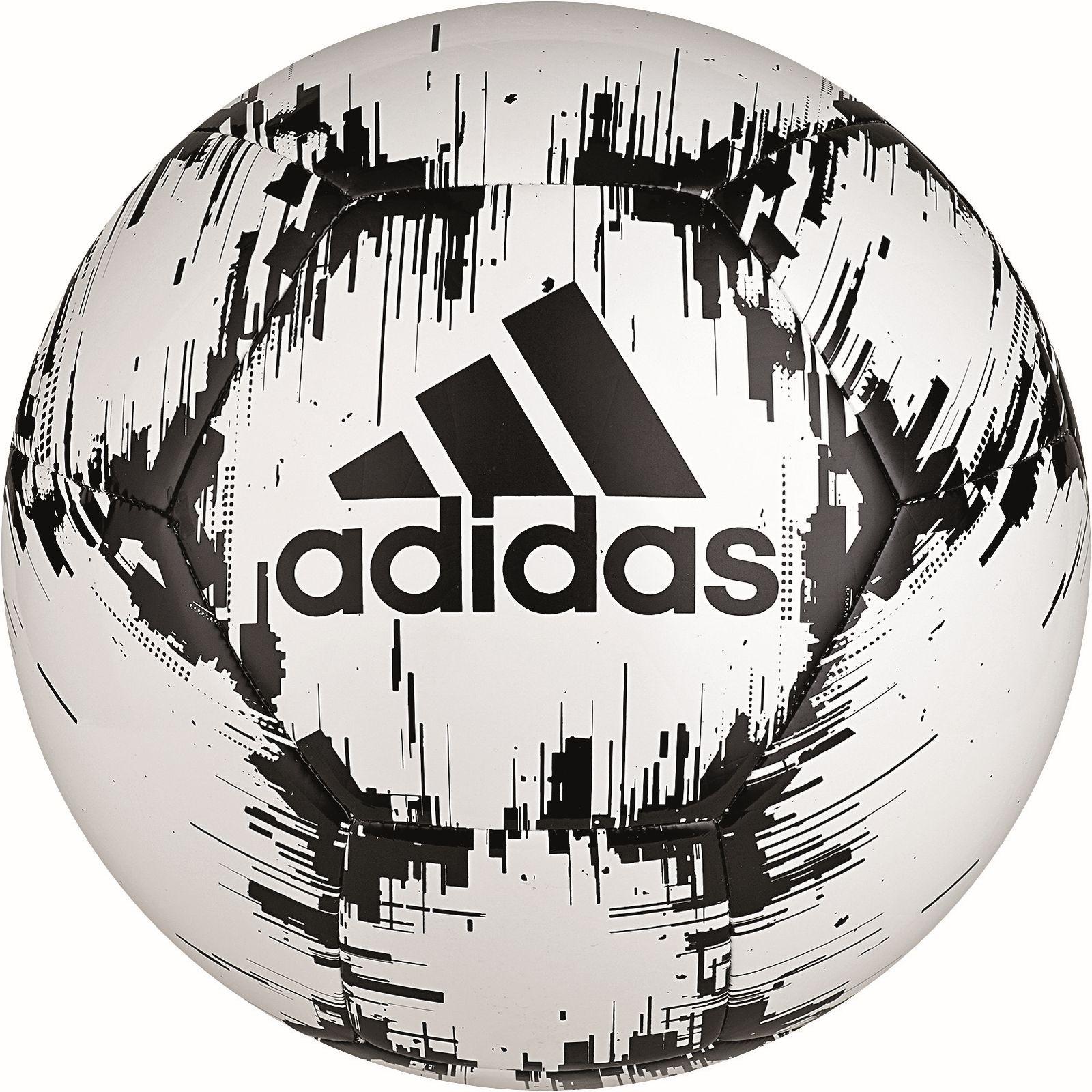 adidas fussball glider ii schwarz wei. Black Bedroom Furniture Sets. Home Design Ideas
