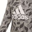 adidas Performance Kinder Sweatshirt Sweater Essentials AOP Sweater grau weiß Bild 2