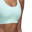 adidas Performence Damen Sport Fitness BH AlphaSkin SPRT BRA grün Bild 5