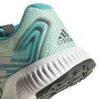 adidas Performance Damenschuh aerobounce w grün weiß Bild 5