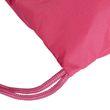 adidas Performance Sportbeutel Performance Logo Gymbag  rosa weiß Bild 6
