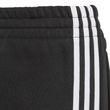 adidas Core Kinder Sport Trainingshose Boys 3 STRIPES BRUSHED PANT schwarz Bild 6