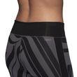 adidas Performance Damen Fitness 3/4 Pant D2M REGULAR RISE PRINT TIGHT grau Bild 6
