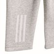 adidas Performance Klein Kinder Baby Style 3S Full Zip Hooded Jogger grau rosa Bild 5
